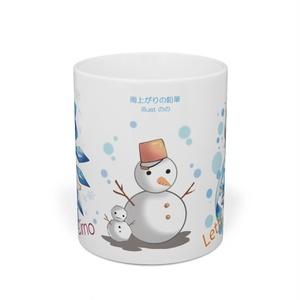 チルノ&レティマグカップ