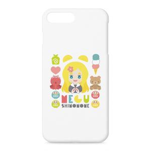めぐちゃんiPhoneケース シンプル