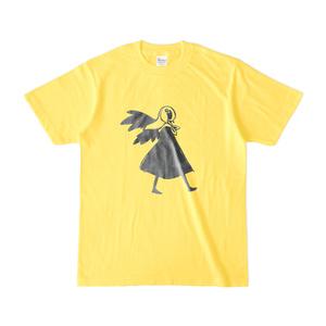 天使めぐイエローTシャツ