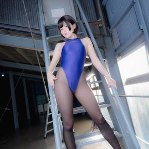 【202003新刊】競泳×黒タイツ+ストッキング  ROM版、DL版あり