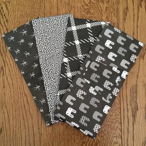 bunnys - Paper wallet