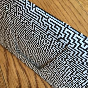 maze - Paper wallet