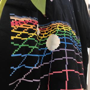 Pico-8 manual cover - Tshirt - Black