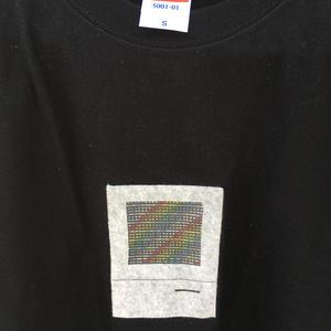 Pico-8 PC boot screen - Tshirt - Black(Gray)