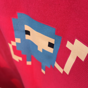 Griploid - Tshirt - Hot Pink