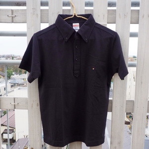 Pico-8 star LEFT - Polo - Black