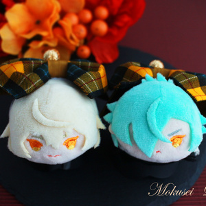 New✨もちもちの花帯飾り~秋どんぐり~