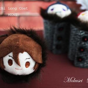 new✨秋冬コレクション Mochi Long Coat