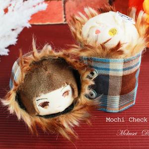 new✨秋冬コレクション Mochi Check Coat