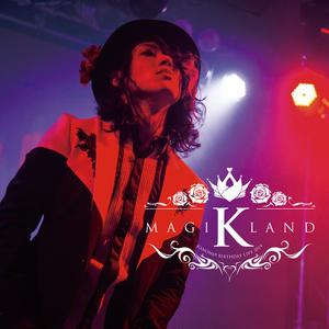 "【Blu-ray/DVD】KANON69 Birthday Live ""MAGIKLAND 2019"""