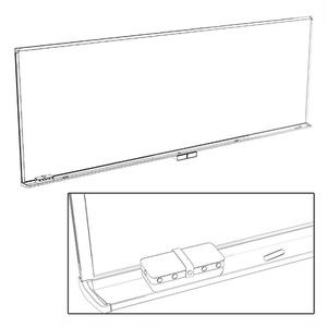 【3D素材】教室黒板