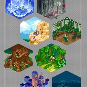 Cube Vignette 02
