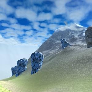 神々の山脈(投げ銭版)