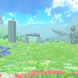 【雰囲気ゲーム】Sacred Place