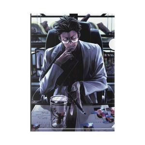 『九条薫』殺人鬼展クリアファイル