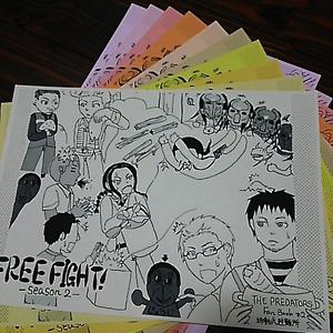 FREE FIGHT! season2