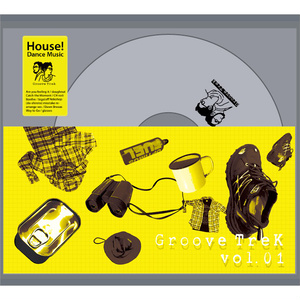 【郵送版】Groove Trek Vol.01