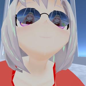 サングラス(鼻眼鏡)
