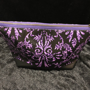 [Damask Rose Collection]  Aesthetic Pouch