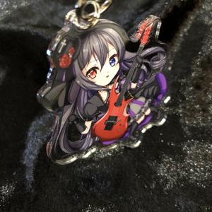 Goth-Loli Acrylic Keychain