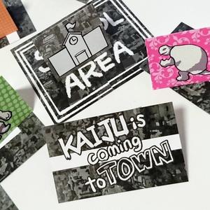 【限定】Kaiju Is Coming To Town ~怪獣が街にやって来た~ 2019秋急造版