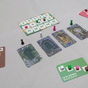 『コフンクラベ』前方後円墳ボードゲーム