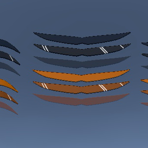 3Dモデル「アニキグラス」