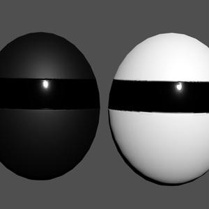 3Dモデル「マスク」