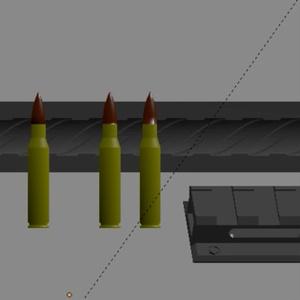 銃 部品セット1