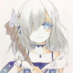 【マギレコ】れんちゃん色紙