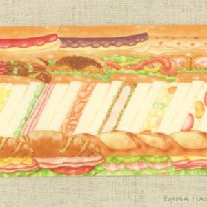 【SALE】ぎゅっと調理パン★ICカードステッカー