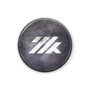 「ミツキ」ロゴ缶バッジ
