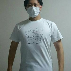 かばはむTシャツ