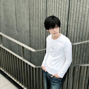 かばはむ長袖Tシャツ
