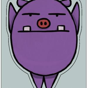 乙SUN倶楽部5周年記念企画第三弾かばいのマウスパッド