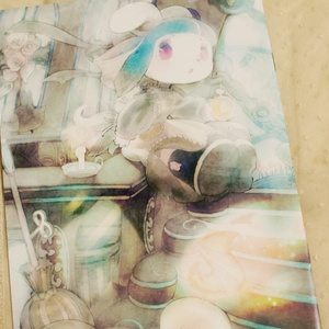 魔法ショップのエプロンカタログ