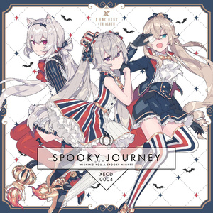 X enc'ount 4th Album「SPOOKY JOURNEY」