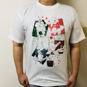 ちるぽけTシャツ