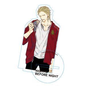 アクリルスタンド/ナツメカズキ「NIGHTS BEFORE NIGHT」【春】