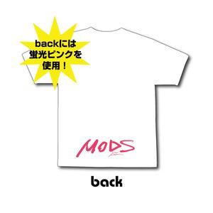 オリジナルTシャツ/ナツメカズキ「MODS」
