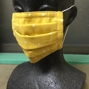 鬼滅の刃/善逸柄マスク折り畳みタイプ