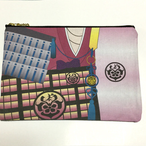 刀剣乱舞/宗三左文字衣装モチーフ ポーチ