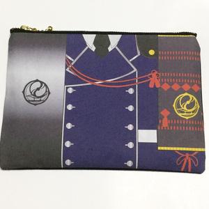 刀剣乱舞/薬研藤四郎衣装モチーフ ポーチ