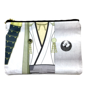 刀剣乱舞/鶴丸国永衣装モチーフポーチ