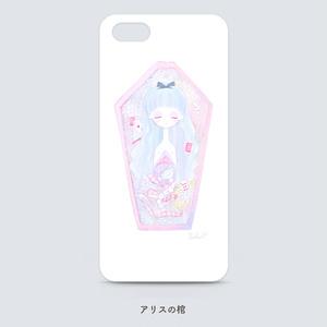 あの子の棺シリーズiPhoneケース