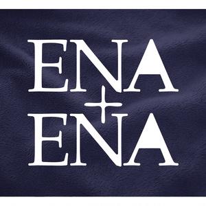 ENA+ENA ブランケット 黒
