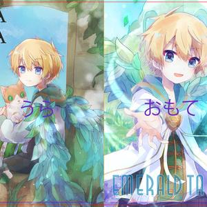 ENA+ENA 両面クリアファイル A4