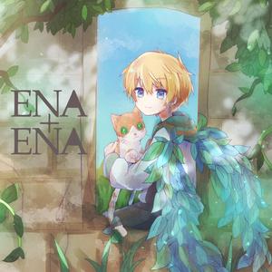 ENA+ENA メガネ拭き