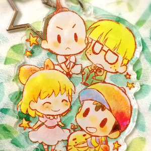 mother2アクキー