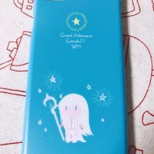 iPhoneハードケース【白い魔法使い】